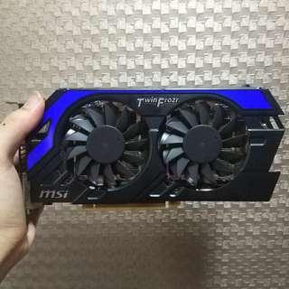 GTX 650 Ti Boost 2GB Hawk