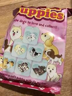 Cubic kinder puppies - good for children day gifts