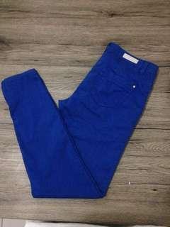 Authentic Bershka Regular Waist Skinny Jeans
