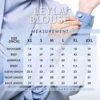 Bella Ammara Blouse (LEYLA)