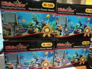 pompa aquarium nikita star NS-1200