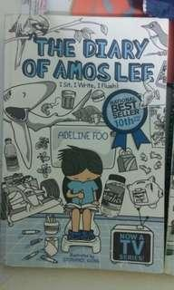 The Diary of Amos Lee Book 1&2