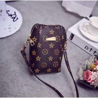 LV SLING CELLPHONE BAG