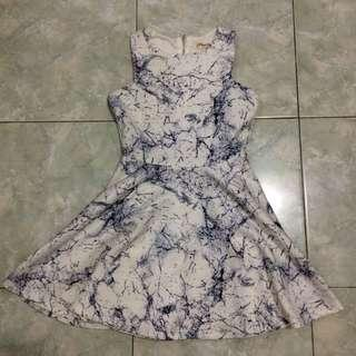 marble dress