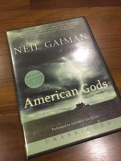 American Gods Neil Gaiman Audiobook Mp3