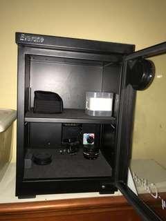 DryCabinet Everone 30L untuk simpan kamera