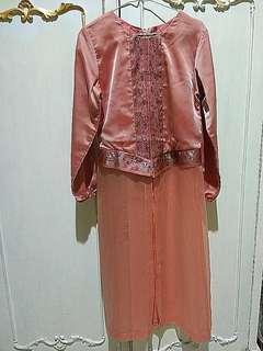 Tunik thai silk