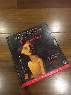Coraline Neil Gaiman Audio Book