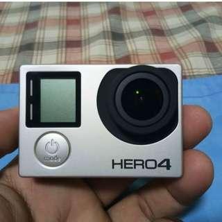 For sale Go pro hero4 (black edition)
