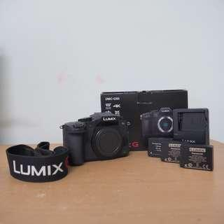 Panasonic Lumix G85 body