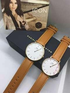 Unisex DW Watch Sold Separately