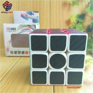 Rubik 3x3 Zcube Carbon