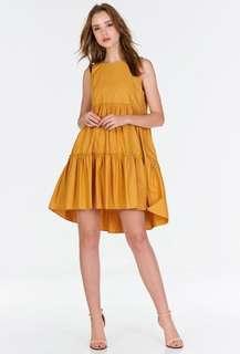 TCL Lorene Dress Marigold