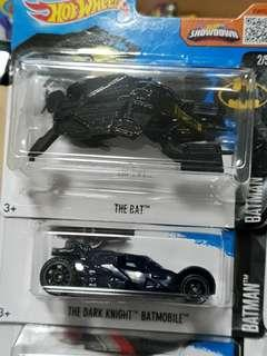Hot Wheel Car Batman