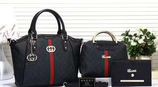 Gucci purse set