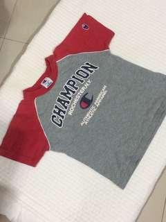 Baju kaos anak (CHAMPION)