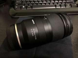 Tamron 28-75mm f2.8 A036 for Sony E mount