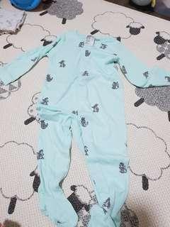 romper pyjamas THUMPER BAMBI