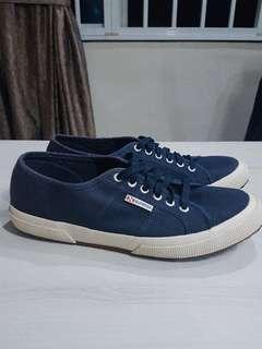 Superga navy sneakers