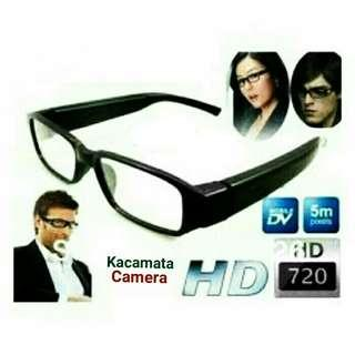 kacamata baca camera full hd / kacamata kamera spy full HD