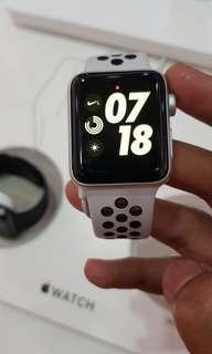 Apple watch 38mm promo gratis 1x cicilan untuk tenor 12blnnya