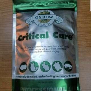 Oxbow Critical Care (原味) 草粉 454g 寵物補充品