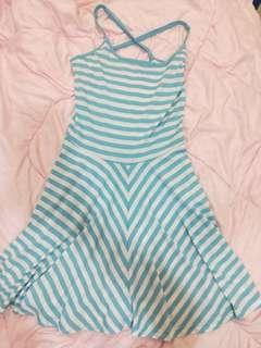 Fox Stripes Dress