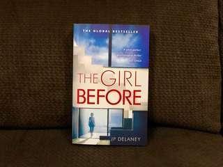 The Girl Before - JP Delaney