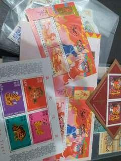 1998 年郵票