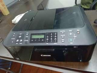 Canon inkjet Printer/scanner