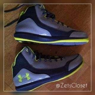 UNDER ARMOUR Jet Basketball Shoes