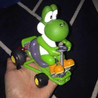 Yoshi Mario Kart
