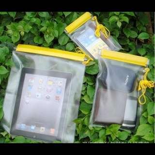 3Pcs Waterproof Dry Bag Clear Case