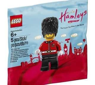Lego hamleys minifig