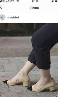shoelabel heels