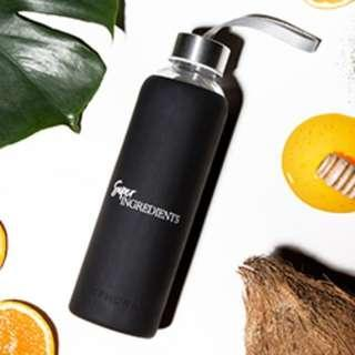 (Limited Edition) Sephora Super Ingredients Glass Bottle