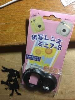 Instax mini 8 自拍鏡