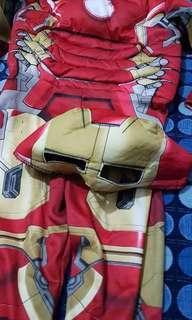 Trick or treat costume - Iron Man 3-4t