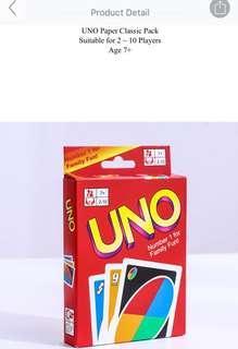 UNO Card