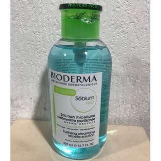 🚚 BIODERMA 高效潔膚液 500ml (全新)