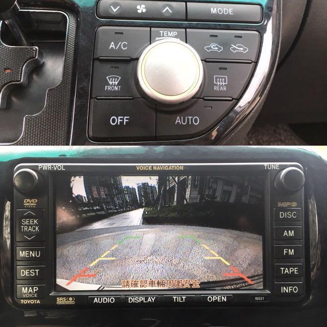 全額貸 2007年 WISH 稀有 Z版 頂級七人座 BREMBO卡鉗 後排雙螢幕 倒車顯影 可履約保證無重大事故泡水