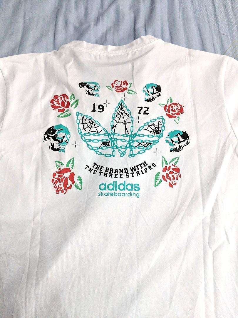 adidas Skateboarding Shackles T Shirt