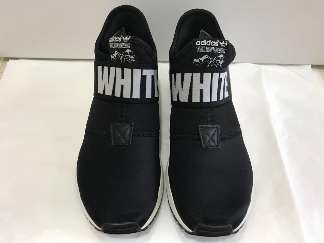 edc825e459024 Adidas x White Mountaineering ZX Flux Plus