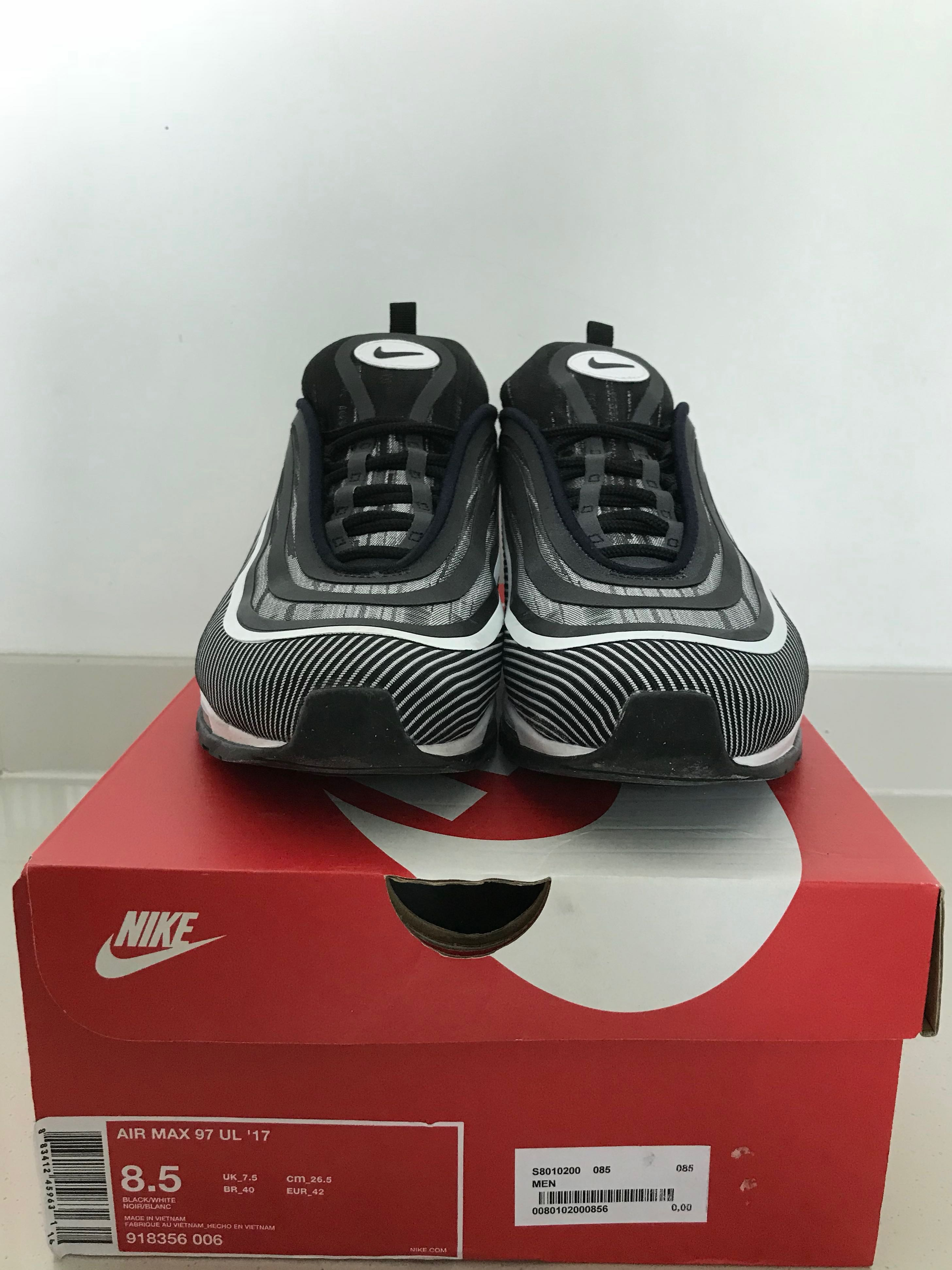 pretty nice 96afd c25b0 Air Max 97 US 8.5, Men s Fashion, Footwear, Sneakers on Carousell