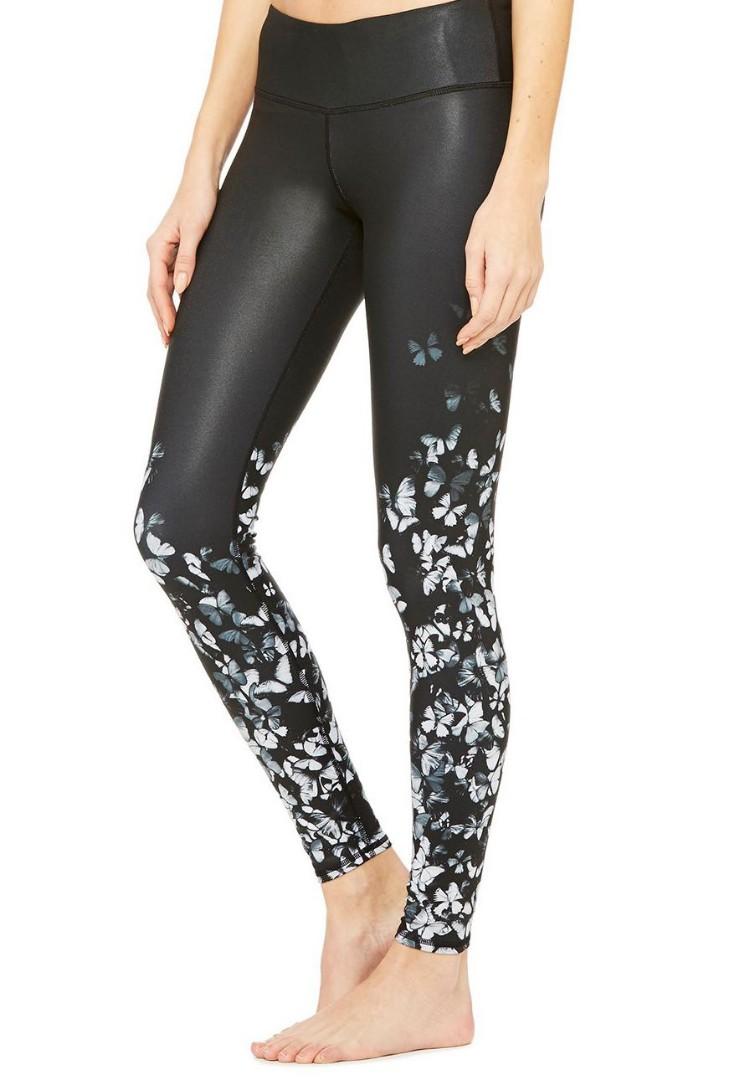 42ed233cb7191 Alo yoga leggings, Sports, Sports Apparel on Carousell