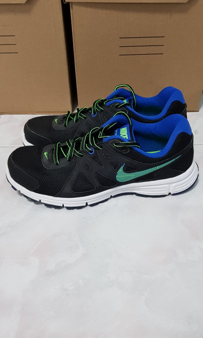 hot sale online ed82b 44f64 Authentic Nike Revolution 2 Running Shoes, Men s Fashion, Footwear ...