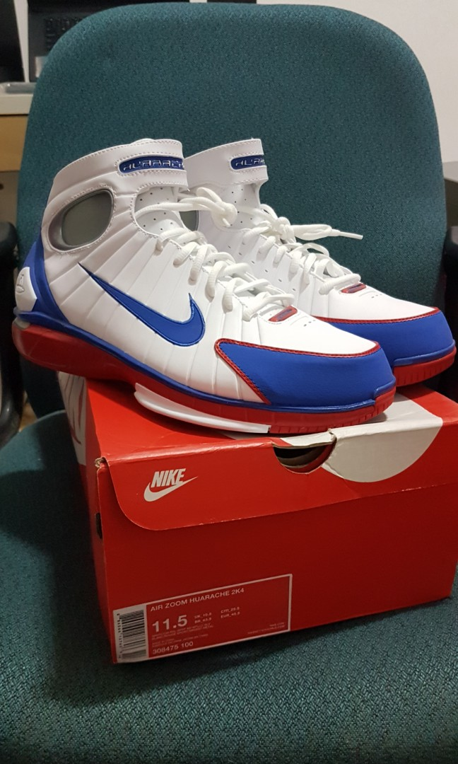 8411b6f0aac Brand New! Nike Air Zoom Huarache 2K4