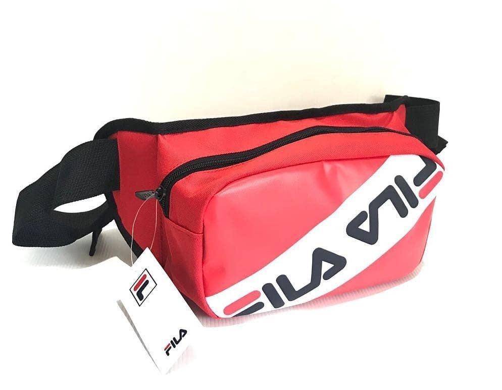 barco Consulta Puno  FILA OLA waist bag sz 24x15x10, Luxury, Bags & Wallets on Carousell