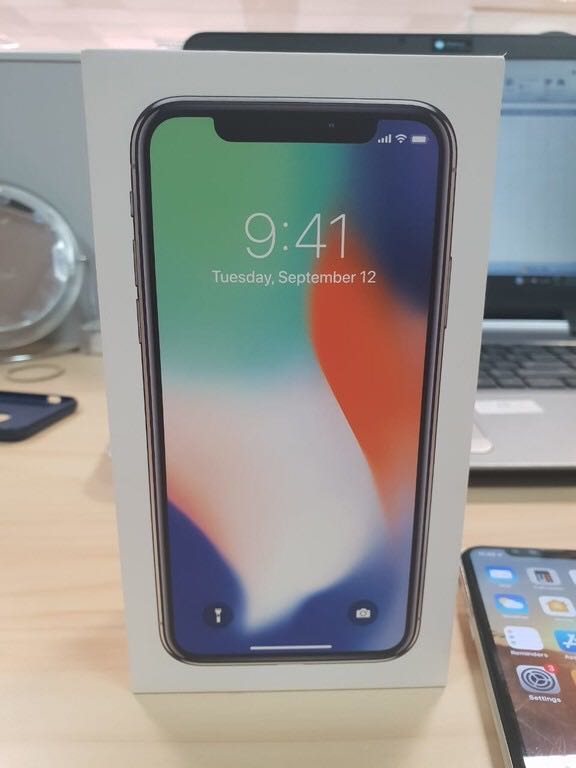 iPhone X 64GB Garansi Infinite Maret 2019 409f569d56
