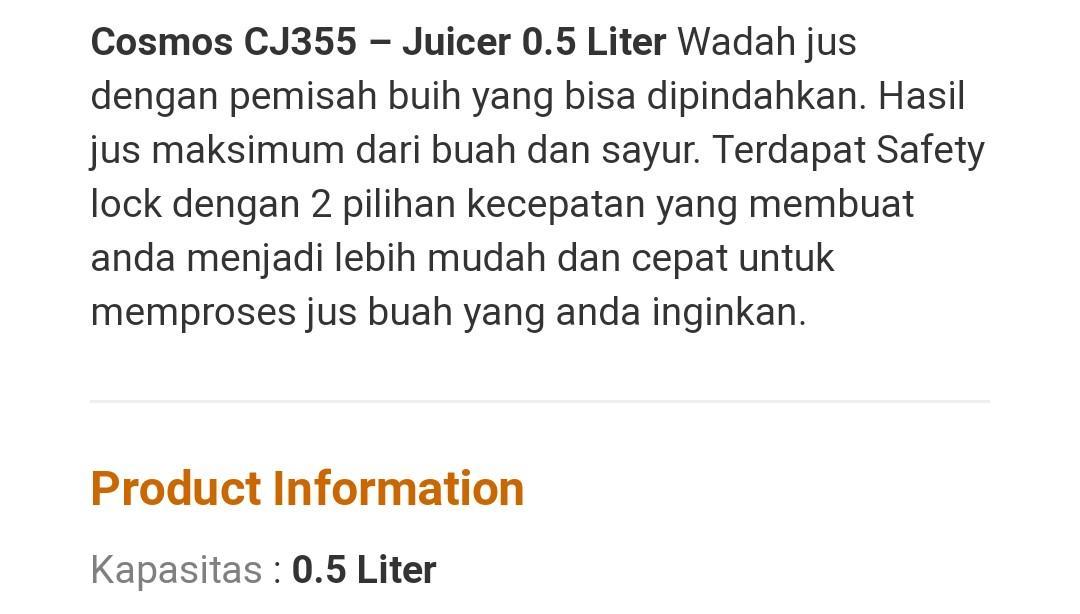 Juicer extractor